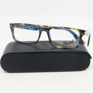 3050-V 973 Persol Blue Havana (Tortoise) Glasses